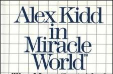 Alex Kidd in Miracle World expanding into more of the regular world