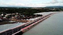 Sorsogon City Coastal Road is now open
