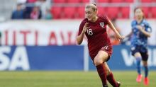 Women's soccer in England returns with optimism