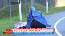 Gold Coast manhunt underway