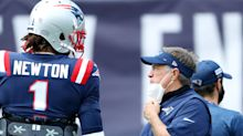 Patriots' Bill Belichick remains committed to Cam Newton: 'He's our best player there'