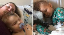 Mum distraught after toddler almost dies eating popcorn