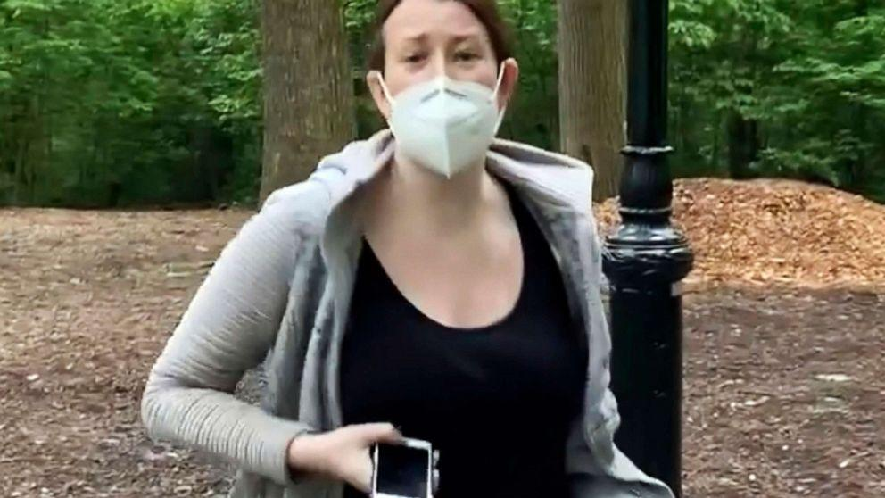 Central Park: Amy Cooper 'made second racist call' against birdwatcher