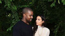 Kim Kardashian y Kanye West están de aniversario