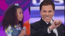 Ex-Chiquititas relembra críticas de Silvio Santos sobre seu cabelo crespo