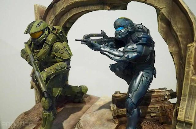 Trade the limited edition 'Halo 5' code for a disc, if you want