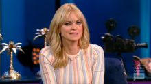 Anna Faris doesn't seem to care for the 'SNL' impression of her