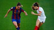 6-0. El Barcelona arrasa al Sevilla y se cita con el Logroño en la final