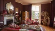 Bohemian rhapsody: designer Alice Temperley's whimsical Somerset home