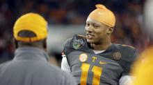 After Big Ben considered retirement, Steelers draft Tennessee QB Joshua Dobbs