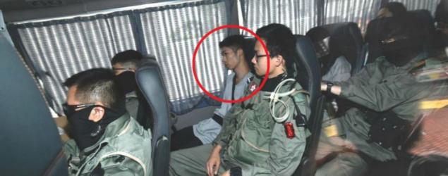 理大外衝突19男女被控暴動