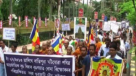 Buddhist monks concerned over monasteries' security