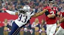 EDGE Jabaal Sheard is visiting the Detroit Lions