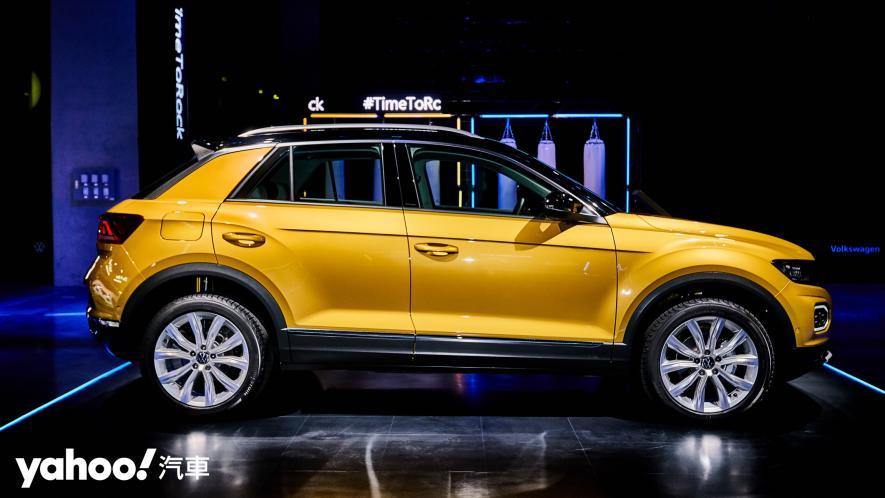跨界無需等待、微高小鋼炮正式駕到!2021 Volkswagen T-Roc在台上市104.8萬起! - 5