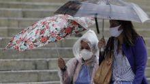 Chuva no Rio deve se estender ao longo de todo o dia, com ventos moderados a forte