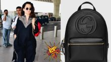 Closet Prices: Kangana Ranaut's Gucci Bag Will Only Cost You A Fortune!