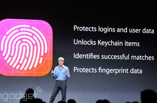 Apple will let you log into other apps with Touch ID