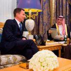 Jamal Khashoggi: Jeremy Hunt says 'rapid progress' made in finding killers of Saudi journalist after Riyadh trip
