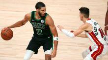 Celtics' Jayson Tatum tops LeBron James with this ridiculous playoff stat