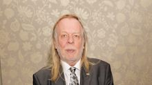 Rick Wakeman 'stunned and proud' after being made a CBE