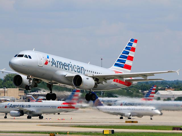 American Airlines flight attendants accused of being