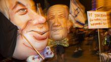 Israeli PM's uneasy alliance seems headed toward collapse