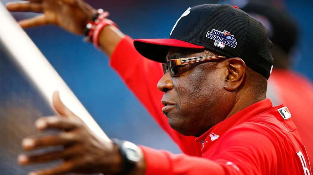 Koda Glover, Shawn Kelley to split Nationals' closer duties, Dusty Baker says