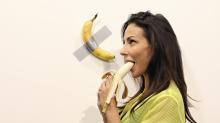 El plátano de Art Basel, o lo efímero como bofetada al circo del arte y a sus especuladores