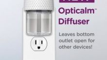 Comfort Zone® Launches New Opticalm™ Diffuser Based on Consumer Feedback