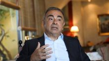 Exclusive: Carlos Ghosn pledges lengthy fight to clear his name