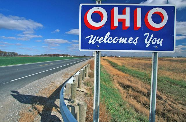 Self-driving cars to prove their mettle on an Ohio highway