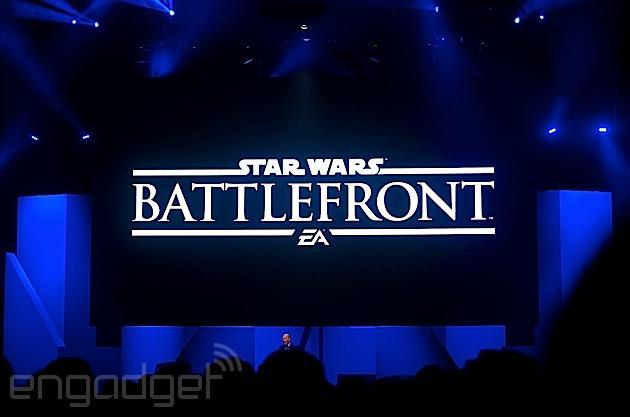Try hating 'Star Wars Battlefront' now that you've seen it