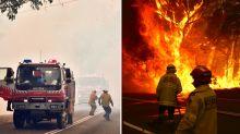 'Absolutely devastating': Two volunteer firefighters killed battling bushfire