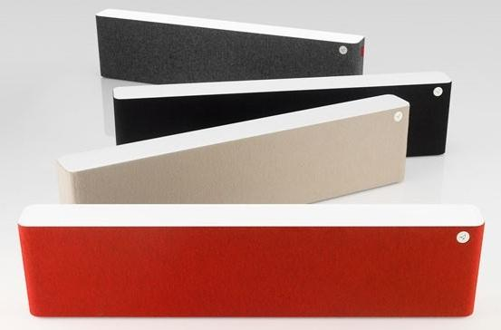 Libratone's AirPlay-enabled soundbars want to cozy up with your iOS wares
