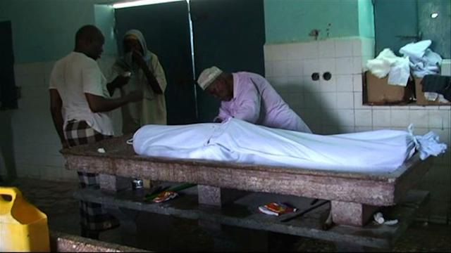 Gunmen in Somalia kill six doctors from Syria, Somalia