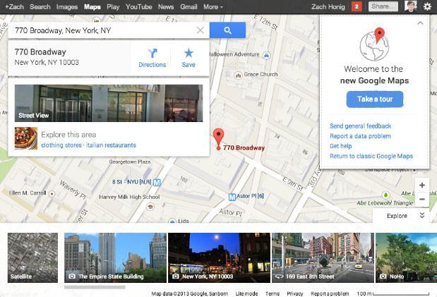 Google offers instant access to its new Maps preview (video)