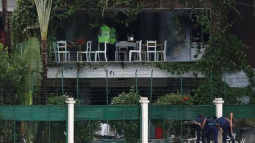 Bangladesh security forces kill 'mastermind' of Dhaka cafe attack