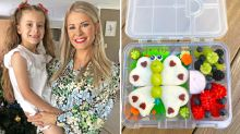 Aussie mum amazes with incredible school lunch bento boxes