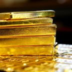 Gold bounces from two-week low on buying ahead of Fed meeting