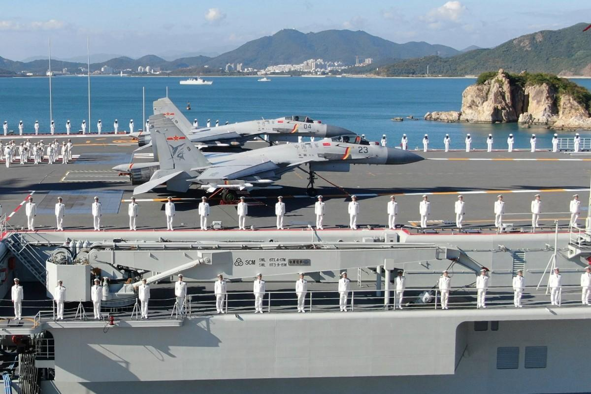 China's 1st Supercarrier Could Feature EMALS Launch Technology: Report