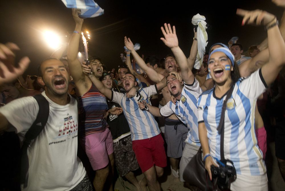 Brazil's misery worsens with Argentina in final