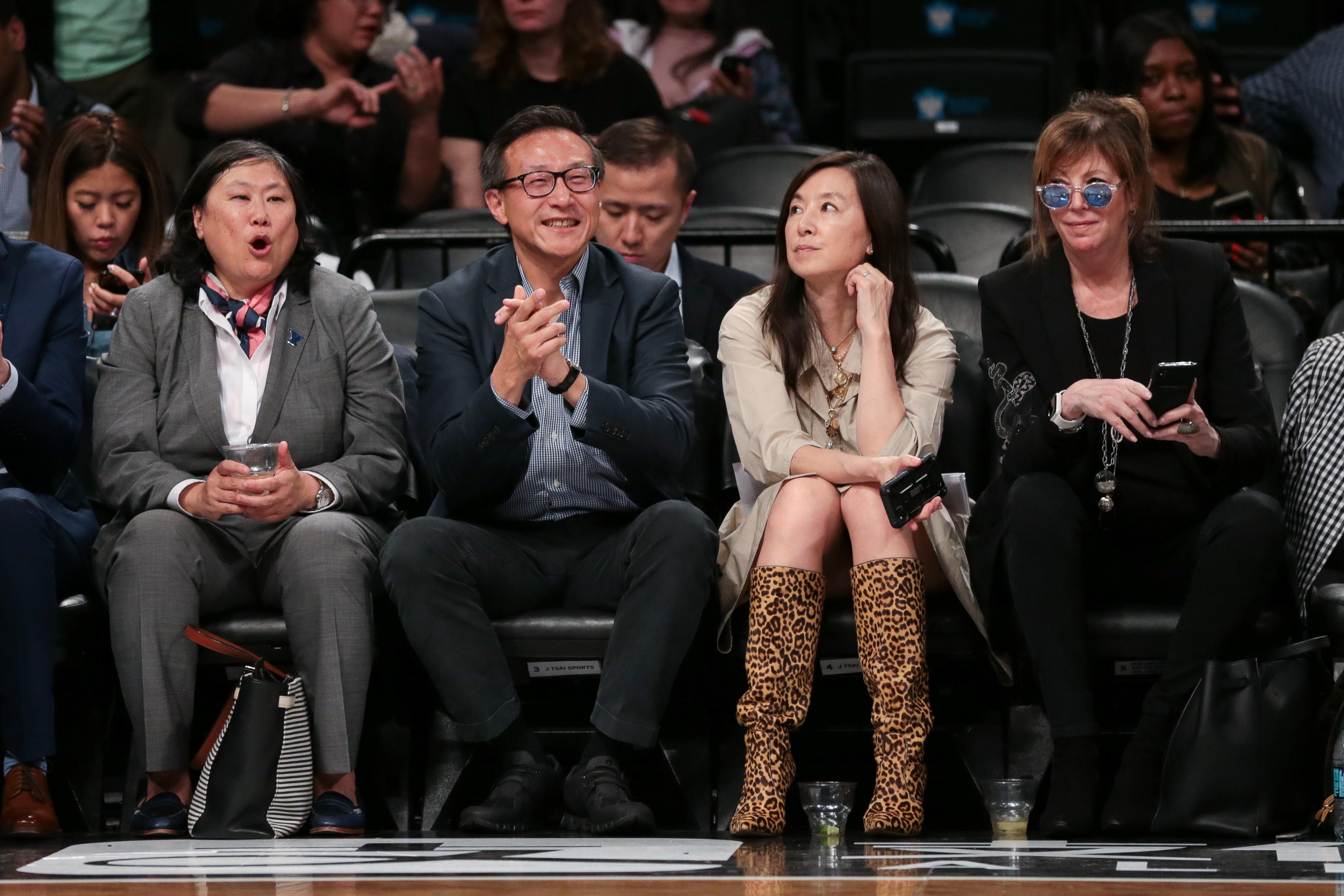 Alibaba exec Joe Tsai buying Brooklyn Nets could usher in era of foreign money in U.S. sports
