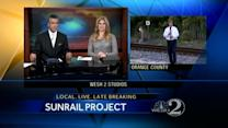 SunRail project takes shape in central Florida