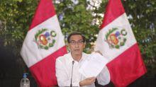 Perú reconoce rebrote del coronavirus y anuncia plan de reactivación en último año de Vizcarra