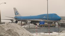 KLM flight diverted to St. John's after pilot falls ill