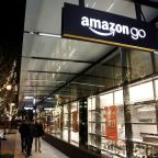 Amazon expands physical footprint with bigger cashier-less grocery shop