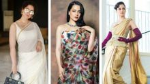 On Kangana Ranaut's Birthday, 5 Times The Actress Aced The Ethnic Beauty Look