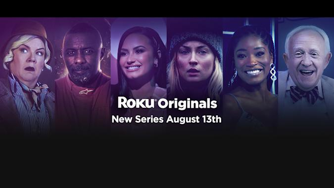 Roku releases second wave of Quibi 'originals'