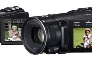 Canon HF S11 and HF 21 AVCHD camcorders flash more memory in Japanese debut