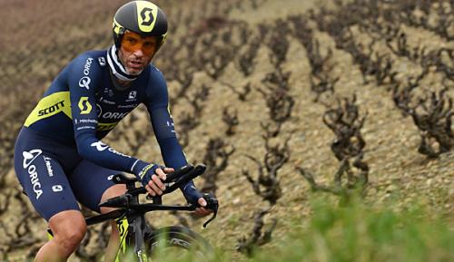 Radsport: Baskenland-Rundfahrt: Albasini gewinnt zweite Etappe